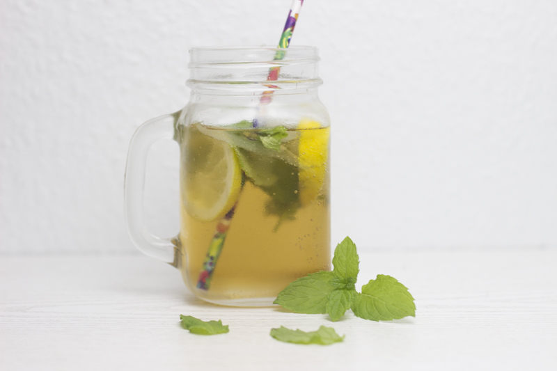 cool summer drinks - ginger ale - coeurdelisa