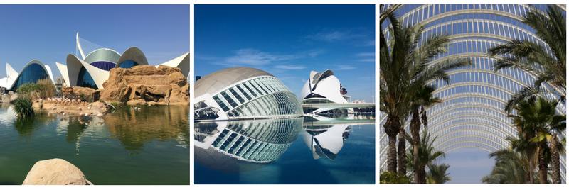 City of Arts and Sciences Valencia - coeurdelisa